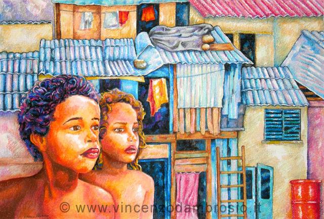 Stupore a Rocinha