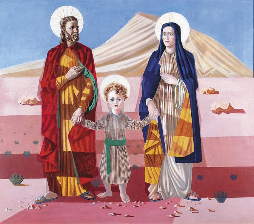 Portinari Sagrada Familia