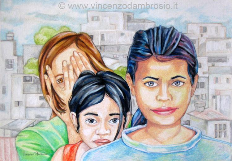 vincenzo d'ambrosio - tres meninas