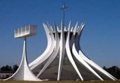 Oscar Niemeyer Catedral de Brasilia 1967