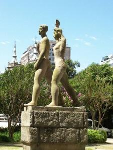 monumento a juventude